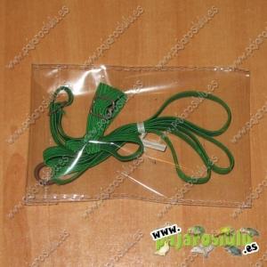 Arnés verde