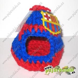 Casa-nido Barcelona CF