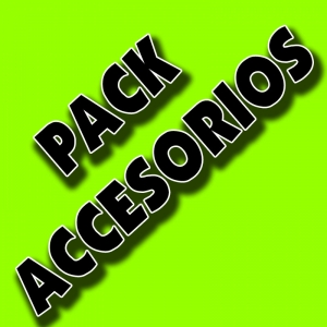 Pack accesorios ninfas