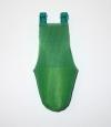 Porta pañal verde