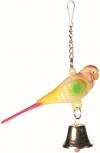 Juguete periquito campana trixie